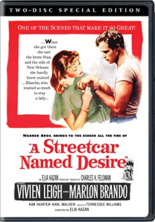 Amazon.c: A Streetcar Named Desire (Two-Disc Special Edition ...