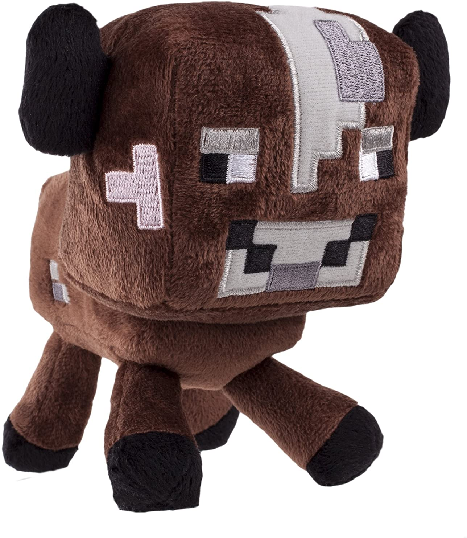 Minecraft Baby Cow Plush