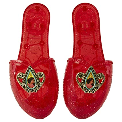 fd4240f544f3 Amazon.com: Elena of Avalor Disney Adventure Shoes Novelty: Toys & Games