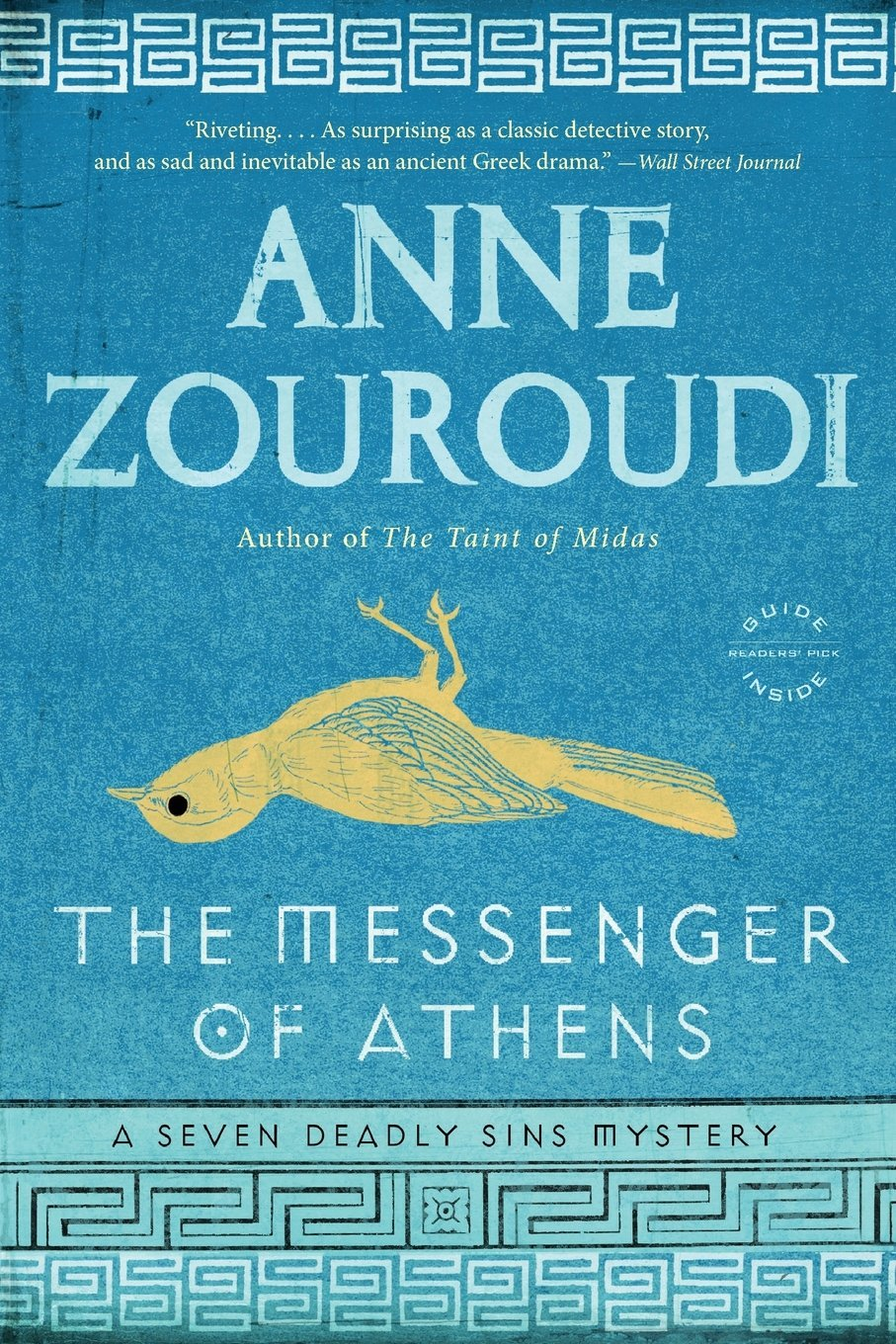 Messenger Athens Novel Deadly Mysteries product image
