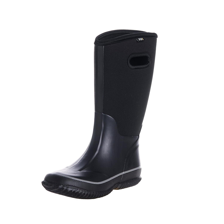 WTW Mens Neoprene Rubber Rain Snow Boots