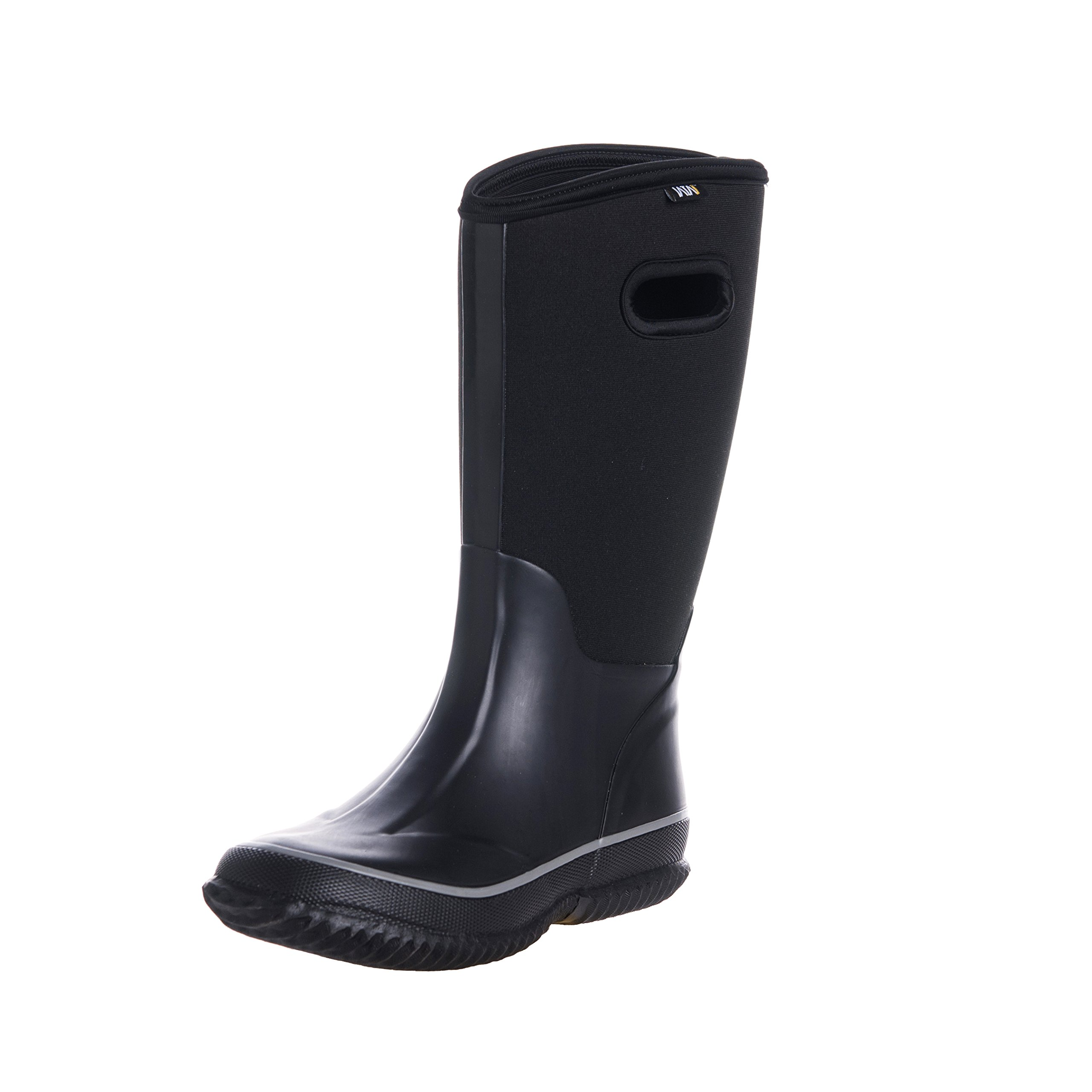 WTW Men's Neoprene Rubber Rain Snow Boots by Fuyang
