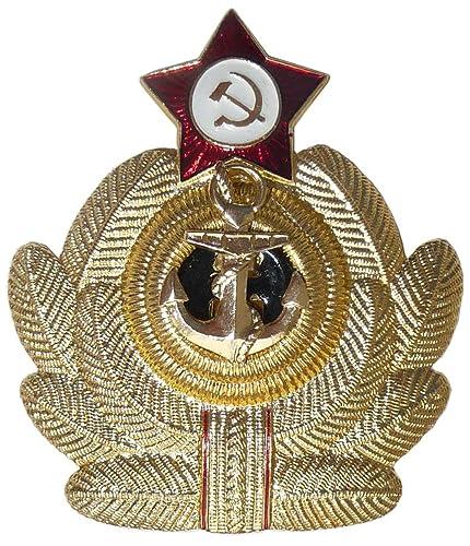 Amazon.com  Russian Ussr Soviet 5 Badge Set Soviet Army 83847697bc90