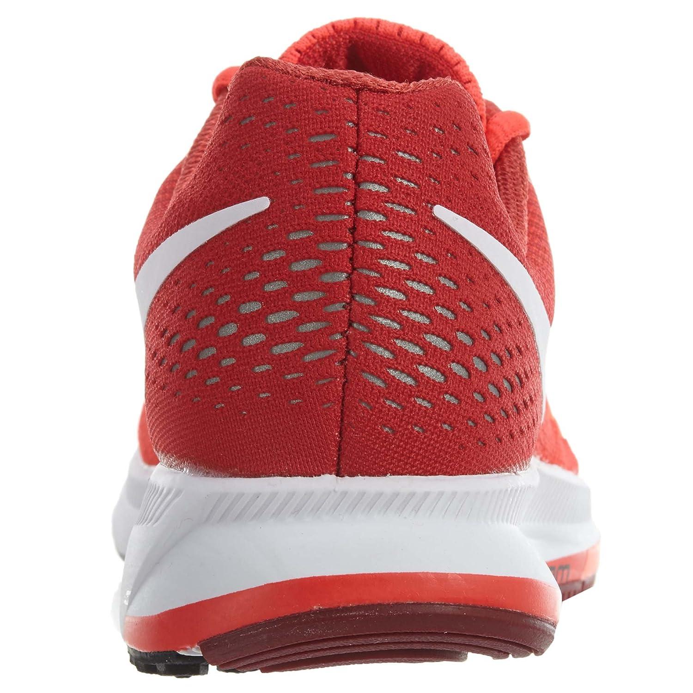 NIKE Women's Air Zoom Pegasus 33 B01HR5ROU4 9 B(M) US|Bright Crimson/Gym Red/Bright Mango/White