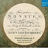 B. Romberg: Sonaten Fur Hammerklavier Und Cello Op. 5