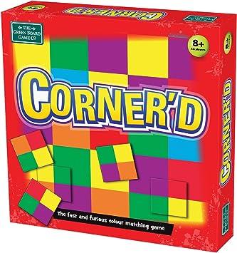 Brain Box Cornerd, Juego de Mesa, Multicolor (31610014A): Amazon.es: Juguetes y juegos