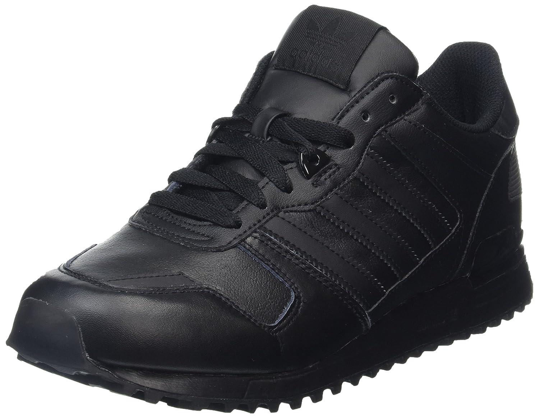 Adidas Unisex-Erwachsene Zx 700 Laufschuhe, Schwarz Schwarz Schwarz f0d437