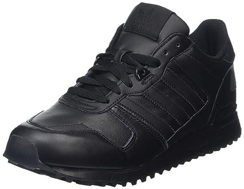 new styles e906a 959f8 adidas ZX 700, Scarpe da Corsa Uomo, Nero (Core Black Core Black Core Black),  36 2 3 EU  Amazon.it  Scarpe e borse