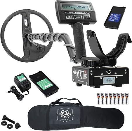 Amazon.com: Estilo Pistola Blanco de MXT todo pro Detector ...