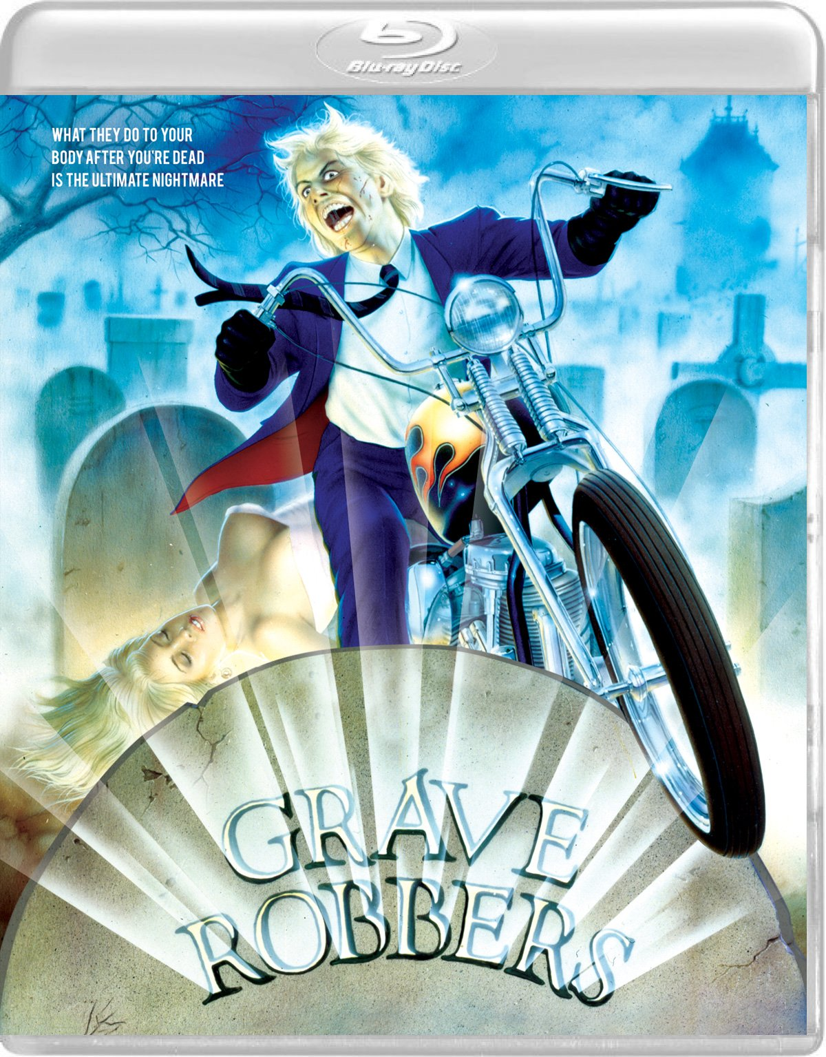 Blu-ray : Grave Robbers (With DVD, 2 Pack, Widescreen, 2PC)