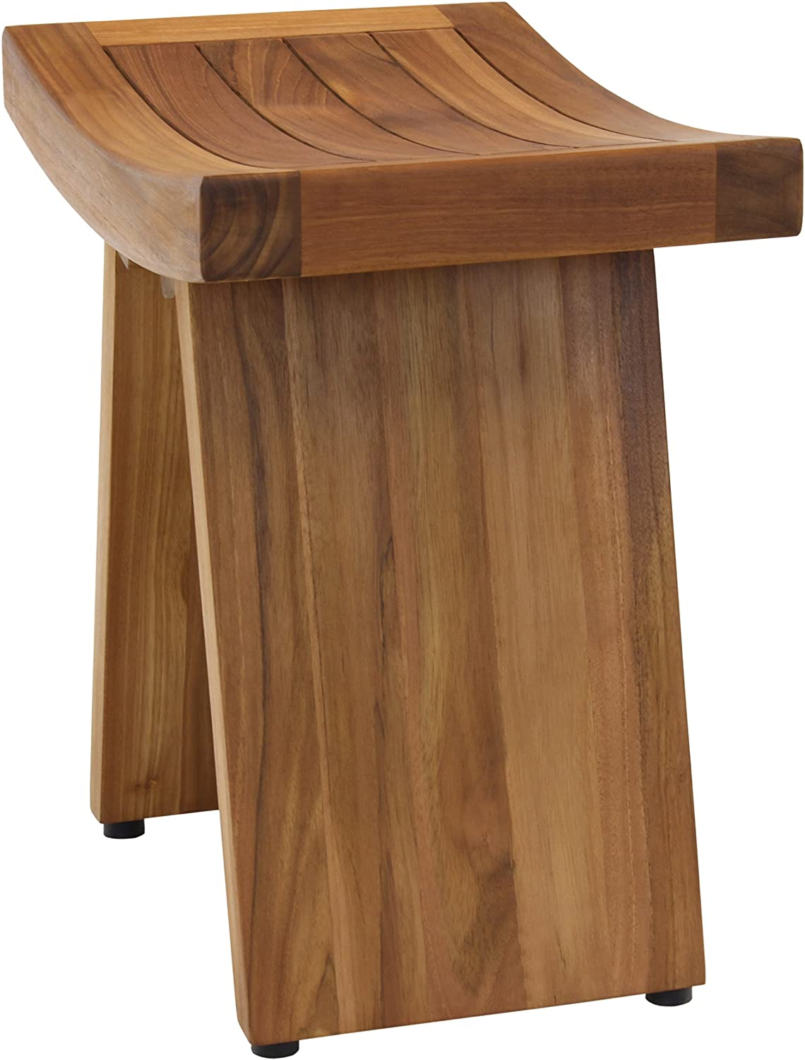 The Original 18 Quot Asia Teak Shower Bench Business