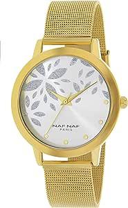 NAF NAF Casual Watch For Women Analog, N10994-101