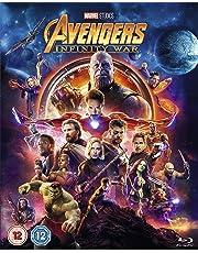 Avengers Infinity War [2018] [Region Free]