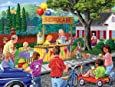 Neighborhood Lemonade Stand 300 Piece Jigsaw Puzzle by SunsOut