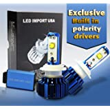 LED import USA CREE MK-R LED Headlight Bulbs Kit H7 pure white 6000k 60w 7200LM ( Not for Benz, VW, Audi and BMW )