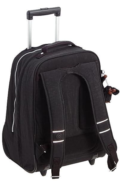 116e3a43a9 Kipling Clas Soobin L, School Backpack, 49 cm, 28 Liters, Black:  Amazon.co.uk: Luggage