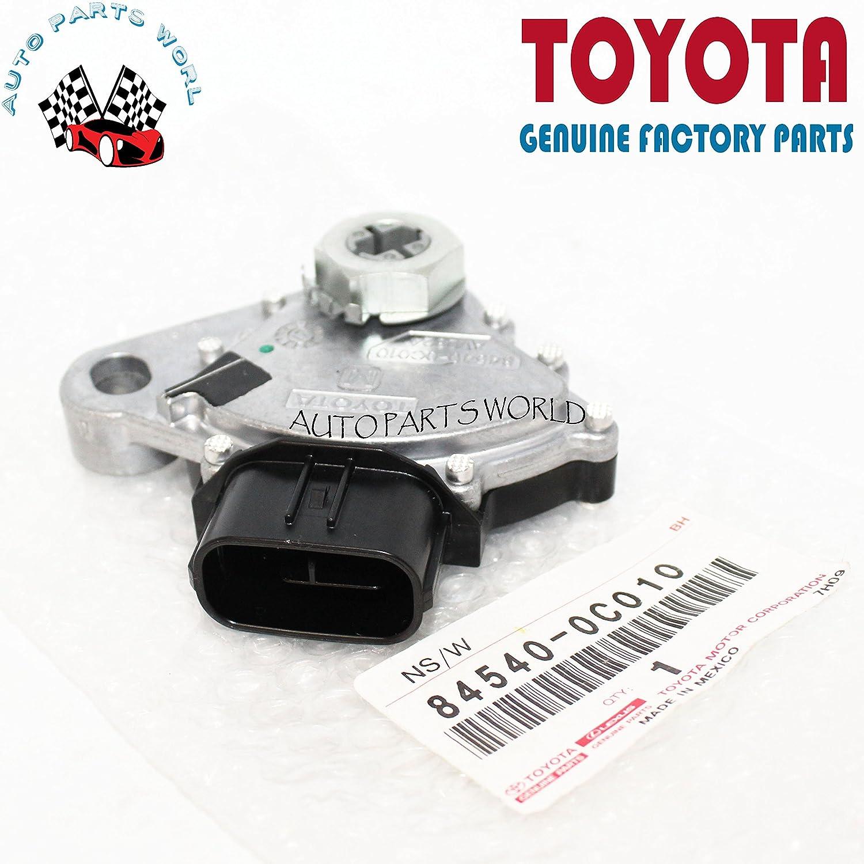 Toyota 84540-0C010 Neutral Safety Switch
