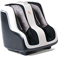 Human Touch Sol Foot and Calf Shiatsu Massager with Patented Figure-8 Technology, Heat, Vibration, Intensity Setting