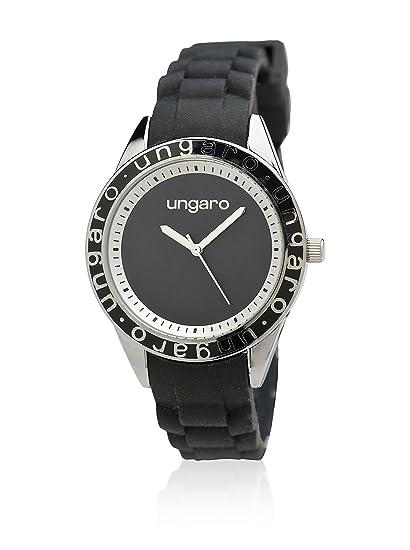 Ungaro Reloj Oriana Negro
