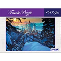 Frank  Neuschwanstein Castle Puzzle for 14 Year Old Kids and Above