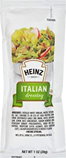 product image for Heinz Italian Salad Dressing Single Serve Packet (1 oz Packets, Pack of 100)
