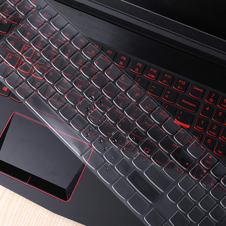 for 2018 Lenovo Legion Y520 15.6 Y720 15.6 Y530 Y7000 Y7000P 17.3 Laptop TPU Laptop Keyboard Protector Cover