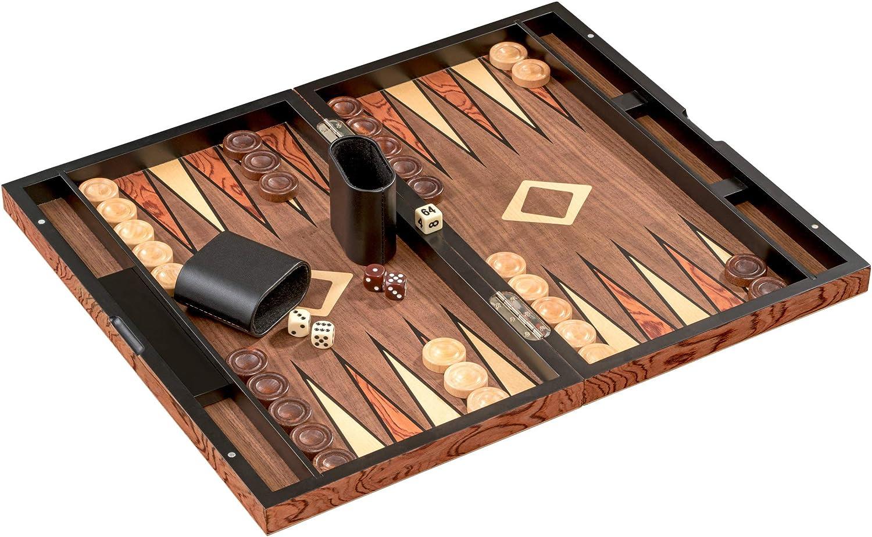 Motiv Sportwagen Philos 1884 Backgammon Sonderartikel Manopolous