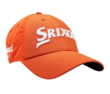 5817256f8e9 Amazon.com   Srixon Men s 2016 Tour Golf Cap