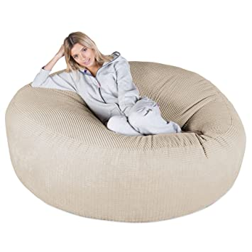 Lounge Pug® - GIANT Bean Bag SOFA - MEGA MAMMOTH - Beanbag - Elements - a592abc59dc2a