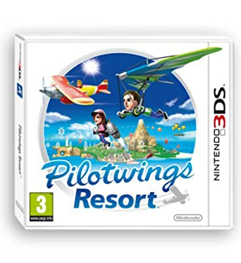 Nintendo DSTM 3DS Pilotwings Resort Game: Amazon co uk: PC & Video Games