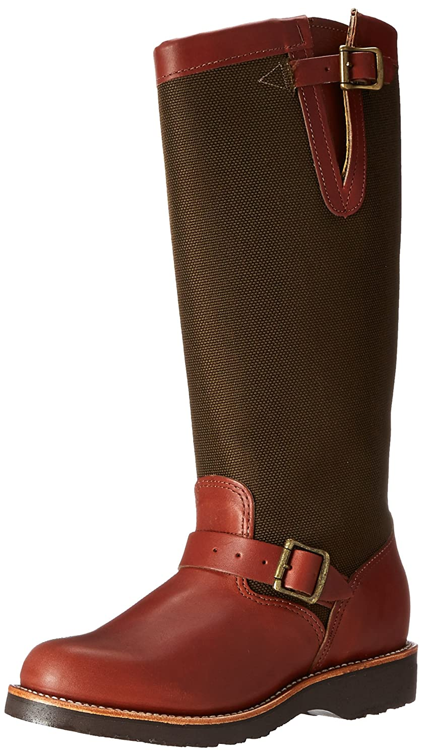 "Chippewa Women's 15"" Pull On L23913 Snake Boot"