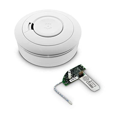Ei Electronics Detector de Humo Ei605CRF-3XD con Funkmodul