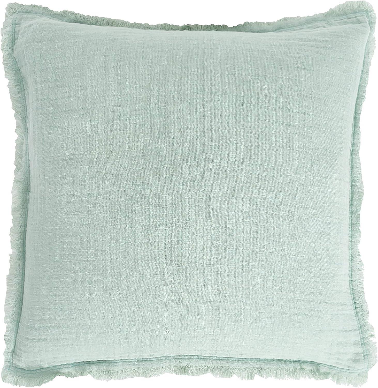 Beach Sea Glass Lumbar Pillow Case
