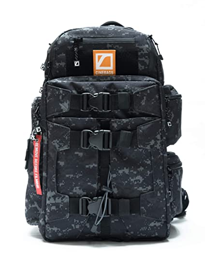 Amazon.com   CineBags Tactical Camo Camera Backpack Case