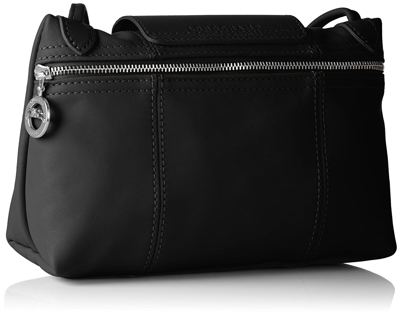 42e59afa6e5c7 Longchamp Damen Le Pliage Cuir Crossbody Bag Umhängetasche