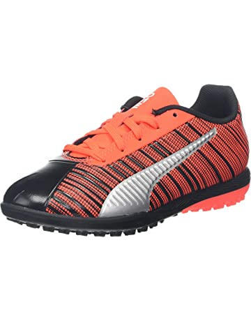 Chaussures de Football Mixte Enfant Puma One 19.4 TT V Jr
