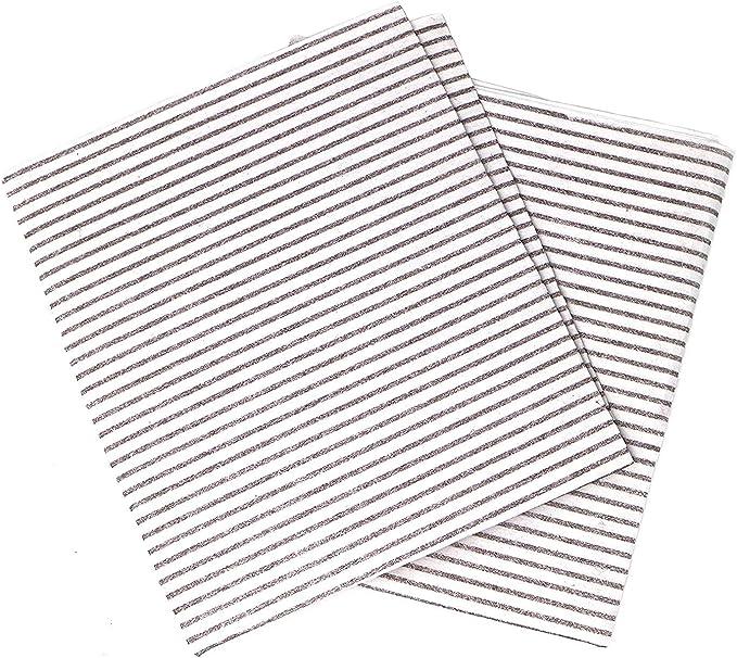 Filtro Grasa Universal para Cualquier Tipo de Campana, Juego de 2, 57 x 47 cm, Cortar a Medida: Amazon.es: Grandes electrodomésticos