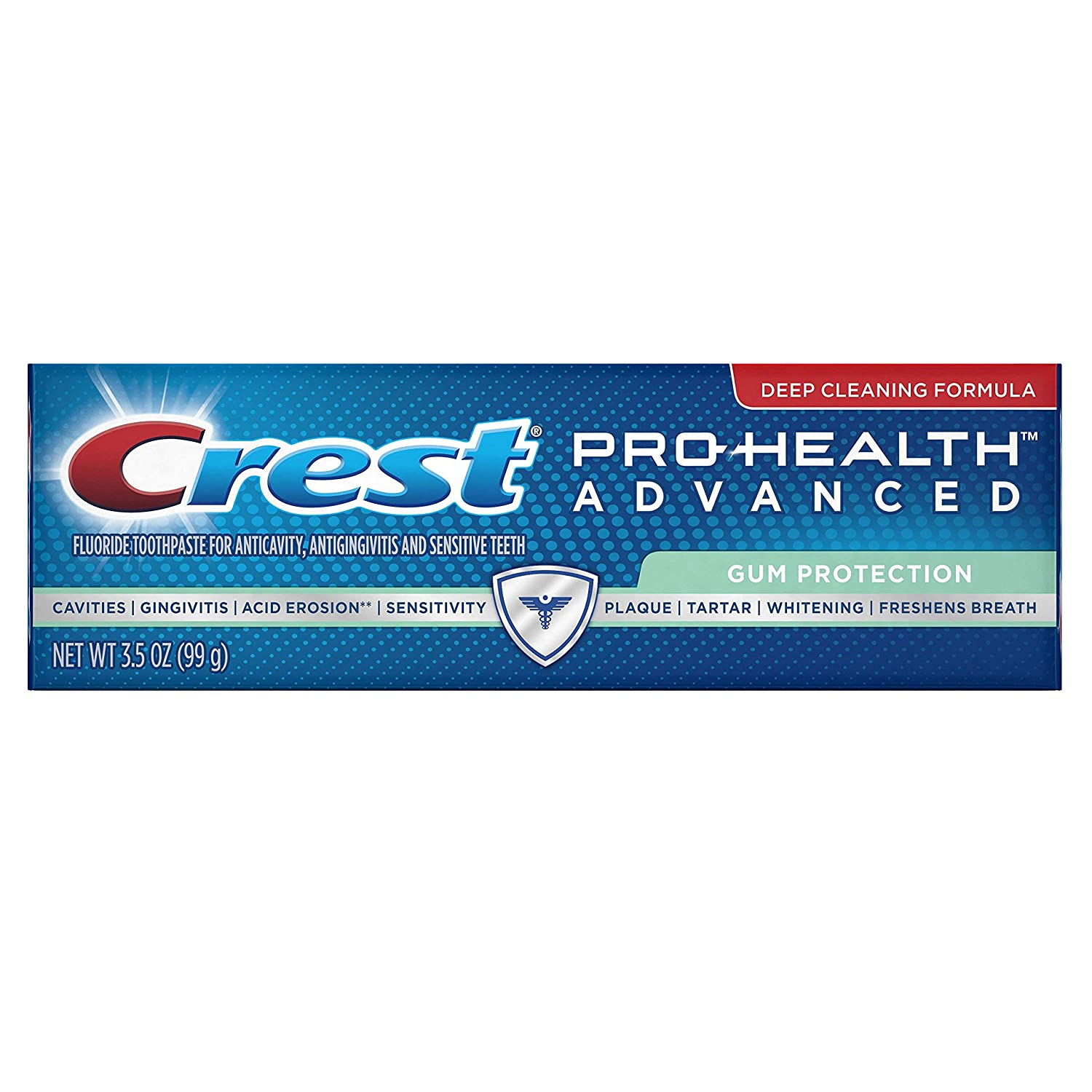 Crest Pro-Health Advanced Toothpaste, Gum Protection 3.5 oz
