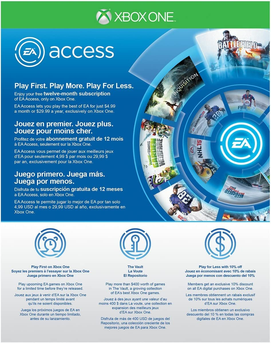 Amazon.com: Xbox One 1TB Console - EA Sports Madden NFL 16 ...