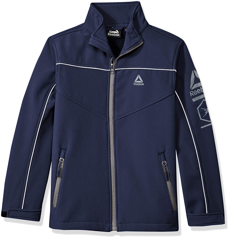 Reebok Boys Active Jacket with Zip Pockets