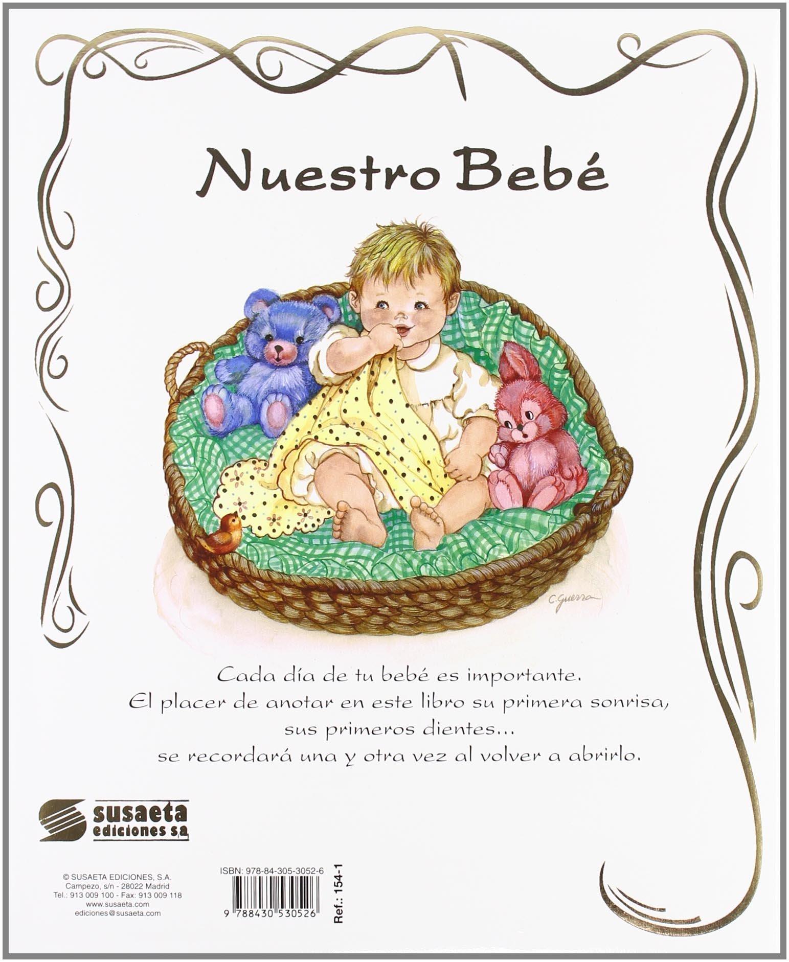 Nuestro Bebe (Mis Recuerdos): Amazon.es: Ana Serna-Vara ...