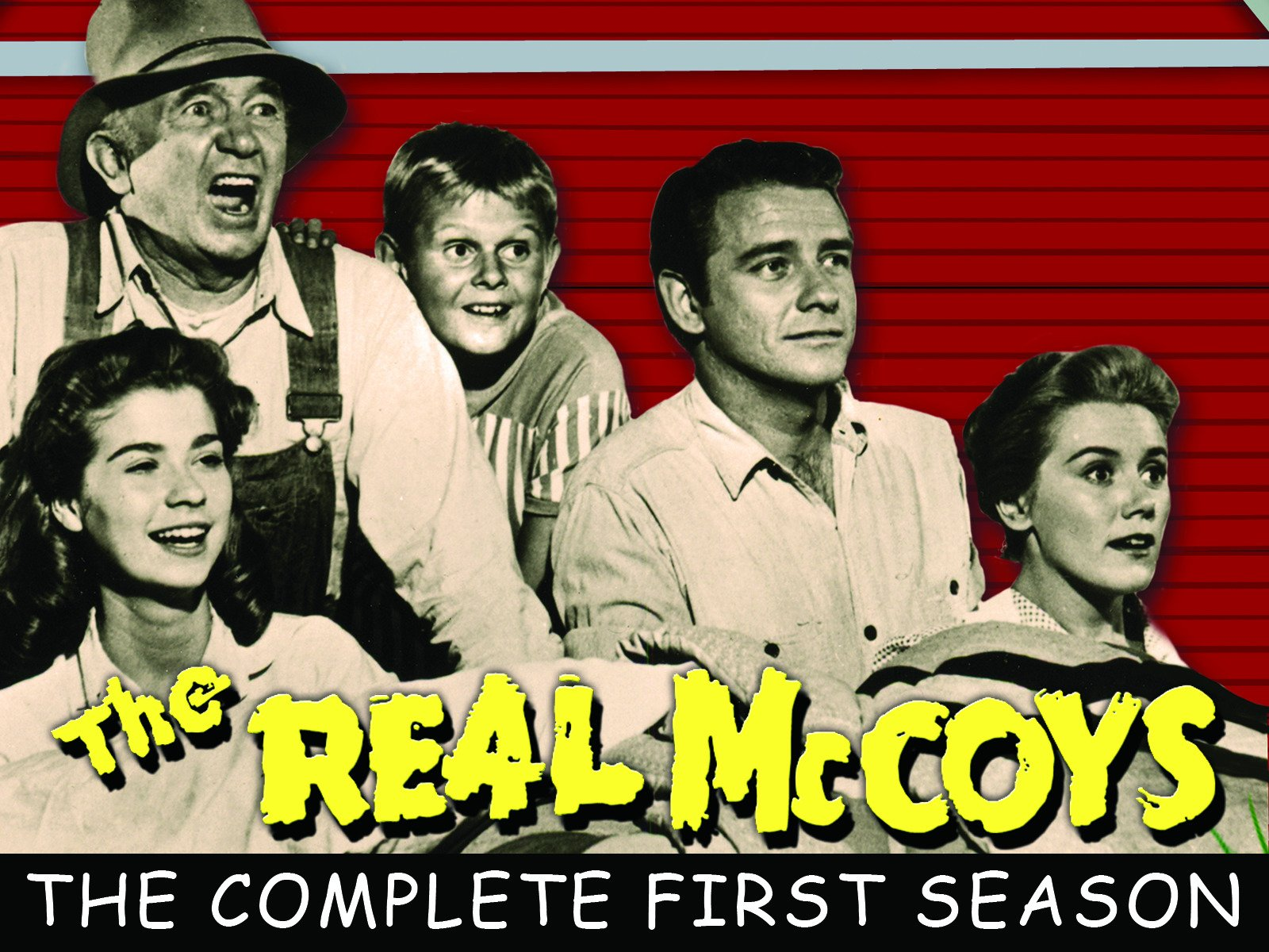The Real McCoys on Amazon Prime Video UK