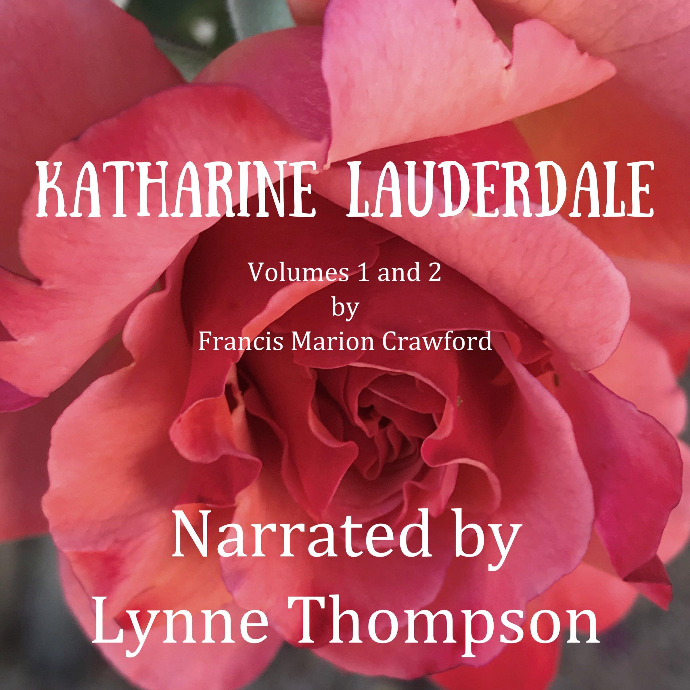 Katharine Lauderdale: Volumes 1 and 2