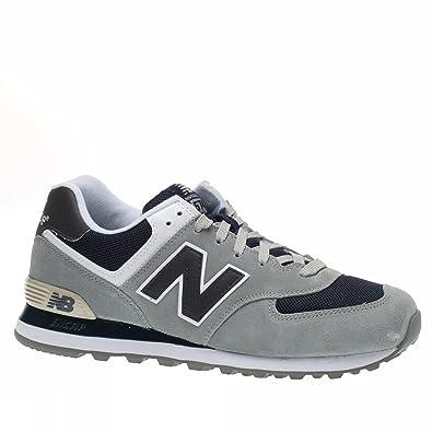 New balance 574 m574 jgn homme chaussures gris [43, uk 9,5