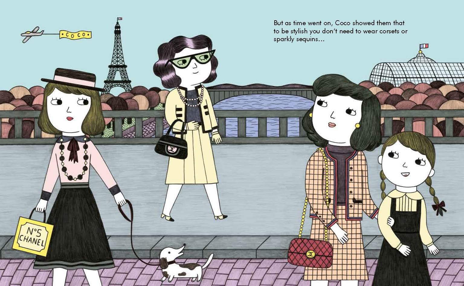 Coco Chanel (Little People, BIG DREAMS) by AMERICAN WEST BOOKS (Image #1)