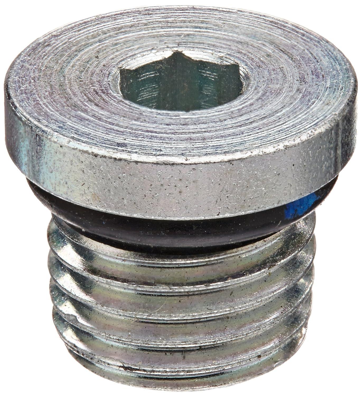 Hex Socket Plug 3//4 O-Ring Boss Male Eaton Aeroquip FF2138-12S Steel Tube Fitting