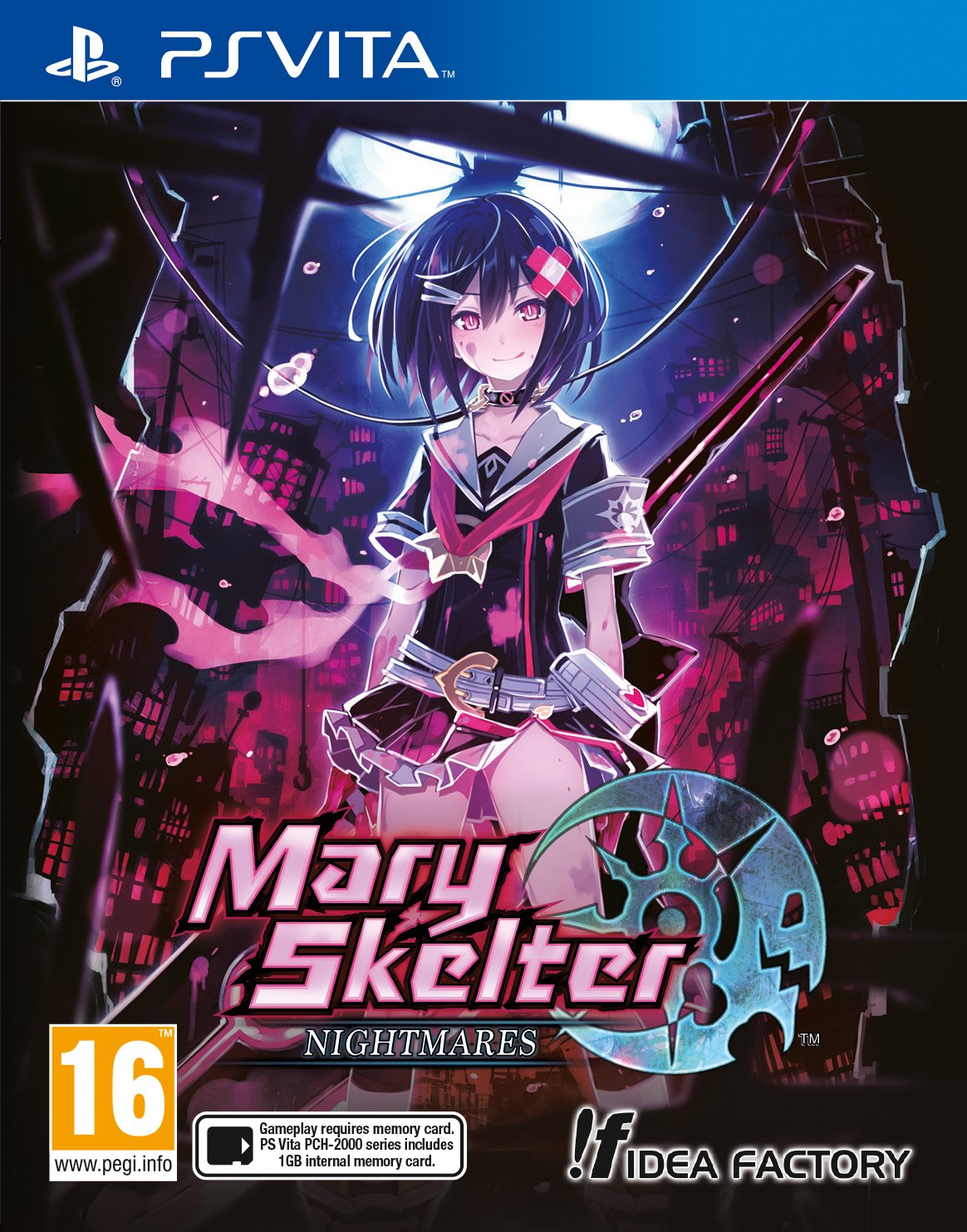 Image result for Mary Skelter