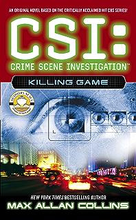 Amazon csi in extremis csi crime scene investigation ebook killing game csi book 7 fandeluxe Document