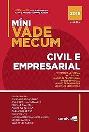 Míni Vade Mecum Civil e Empresarial - 8ª edição de 2019