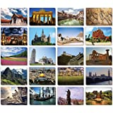 Best Paper Greetings Travel Postcards - 40-Pack Around The World Postcards, Postcards Bulk, 20 Assorted Designs, 4 x 6…